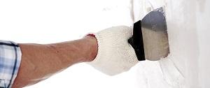 pleisterwerk aanbrengen op muur